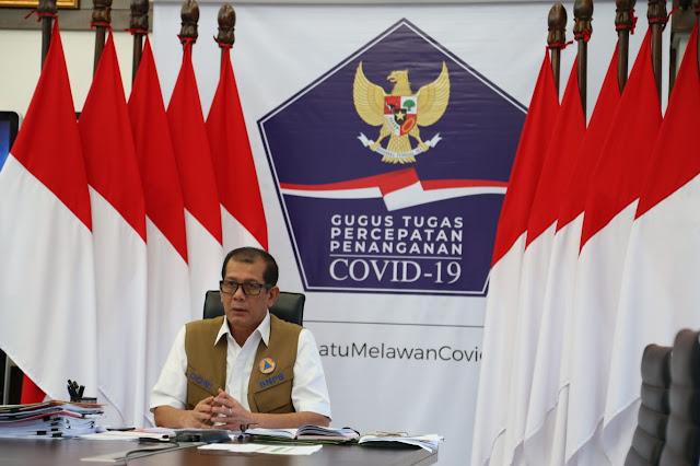 Tren Covid-19 Terus Meningkat, Indonesia Masih Status Darurat Bencana Nasional