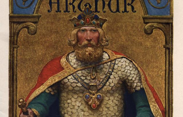 Kral Arthur Kimdir ?  Kral Arthur Efsanesi Nedir ?