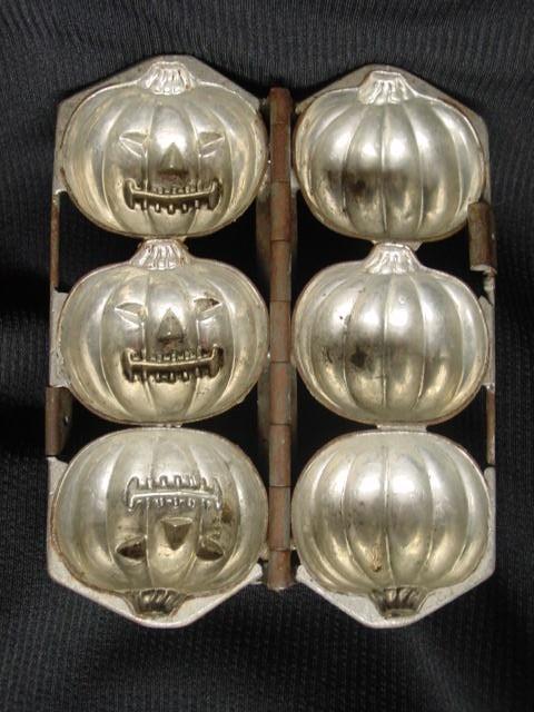 Halloween Chocolate Molds