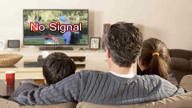 حل مشكل إنقطاع إشارة الأقمار الصناعية...سهل جدا