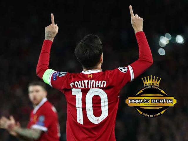 Awal Tahun, Philippe Coutinho Tak Janji Bertahan Di Liverpool