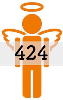 エンジェルナンバー 424