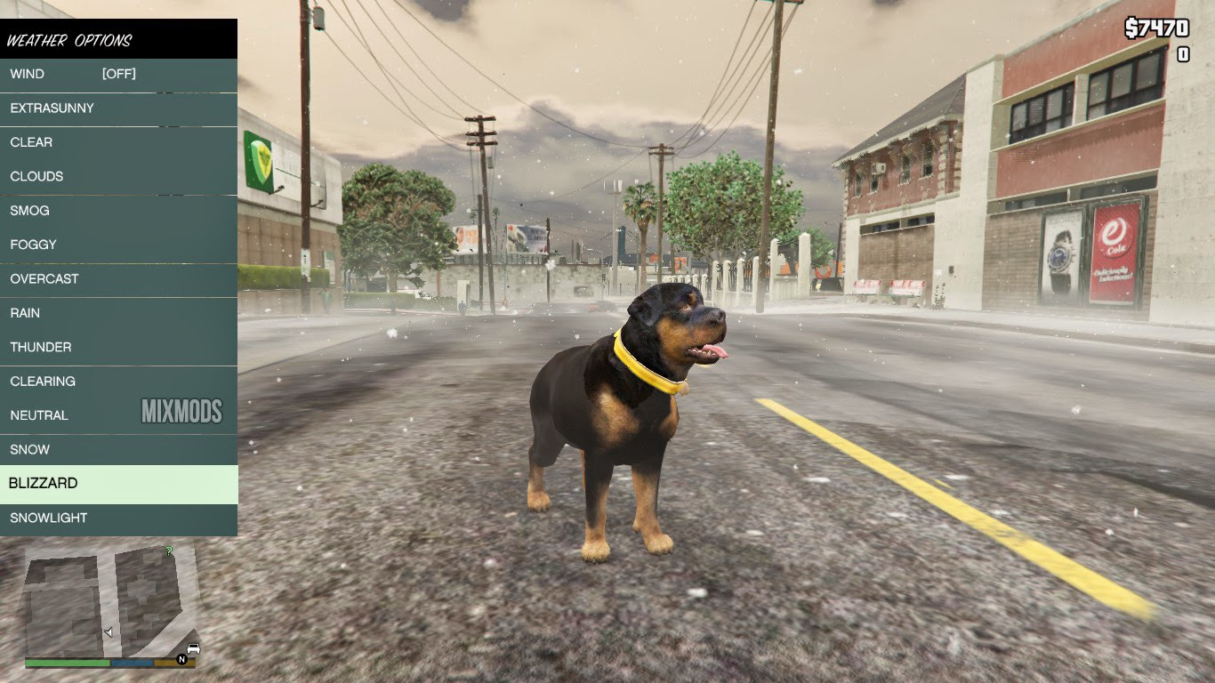 ScriptHookV (Native Trainer) GTA V - | MixMods | Mods para