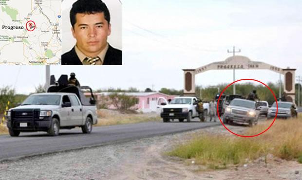 """Con 30 Camionetas repletas de """"Estacas"""" escoltaban a El Lazca de día y de noche"""