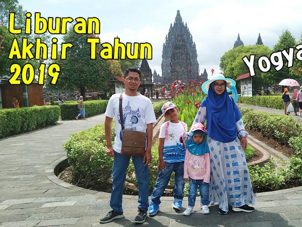 Liburan Akhir Tahun ke Yogyakarta (lagi)