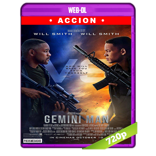 Proyecto Géminis (2019) WEB-DL 720p Audio Dual Latino-Ingles