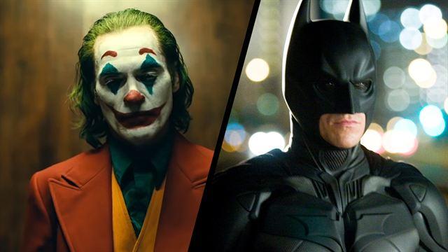 Batman now