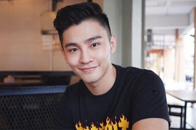 Biodata Alvin Chong Pelakon Drama Awak Suka Saya Tak
