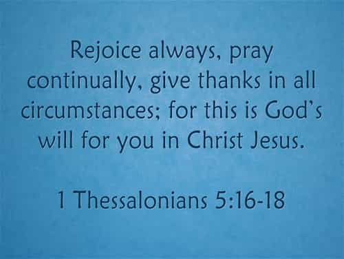 Bible verses on prayer and Bible quotes about praying