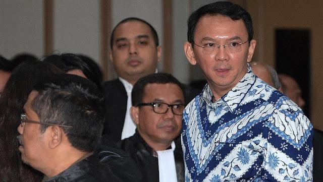 Simak, Ini 3 Hakim yang Akan Adili PK Kasus Penistaan Agama Ahok