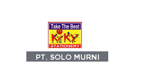 Lowongan Kerja PT Solo Murni (KIKY CREATIVE PRODUCT) INC Agustus 2019
