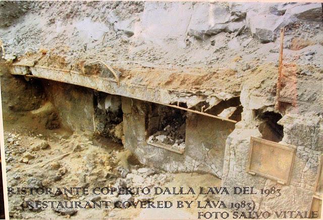 Mt. Etna volcano Sicily Italy Catania lava eruption history