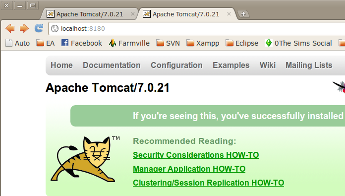 Tomcat: Clustering and Load Balancing with HAProxy