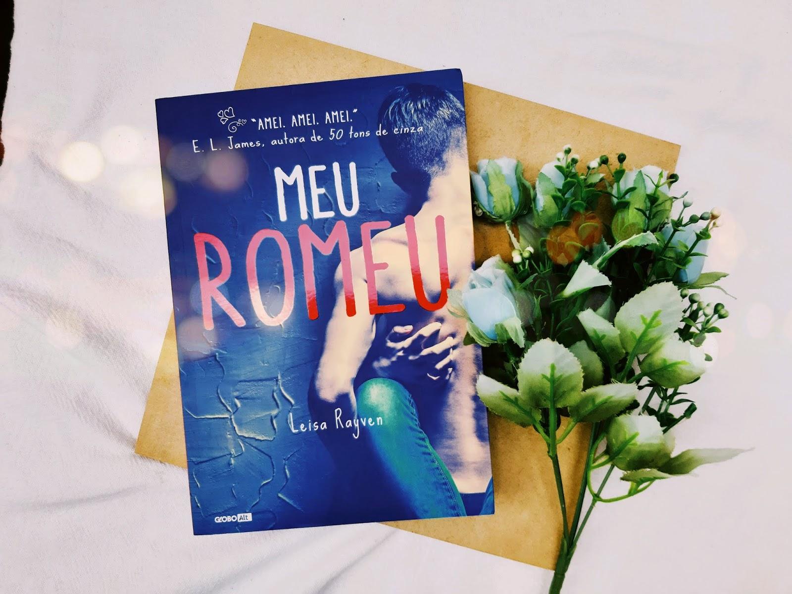 "Sorteio do livro ""Meu Romeu"" da Leisa Rayven"