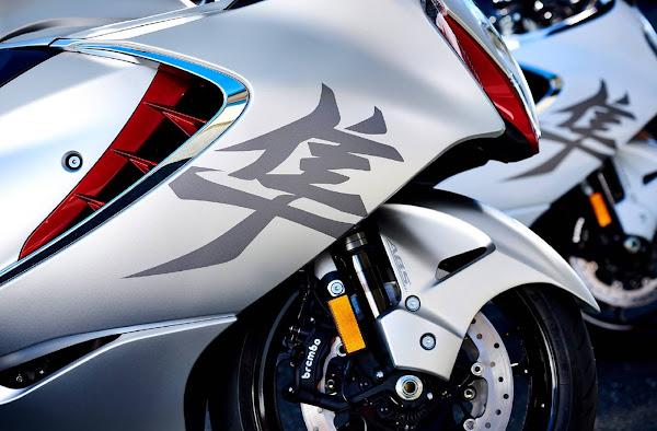 Nova Suzuki Hayabusa 2022