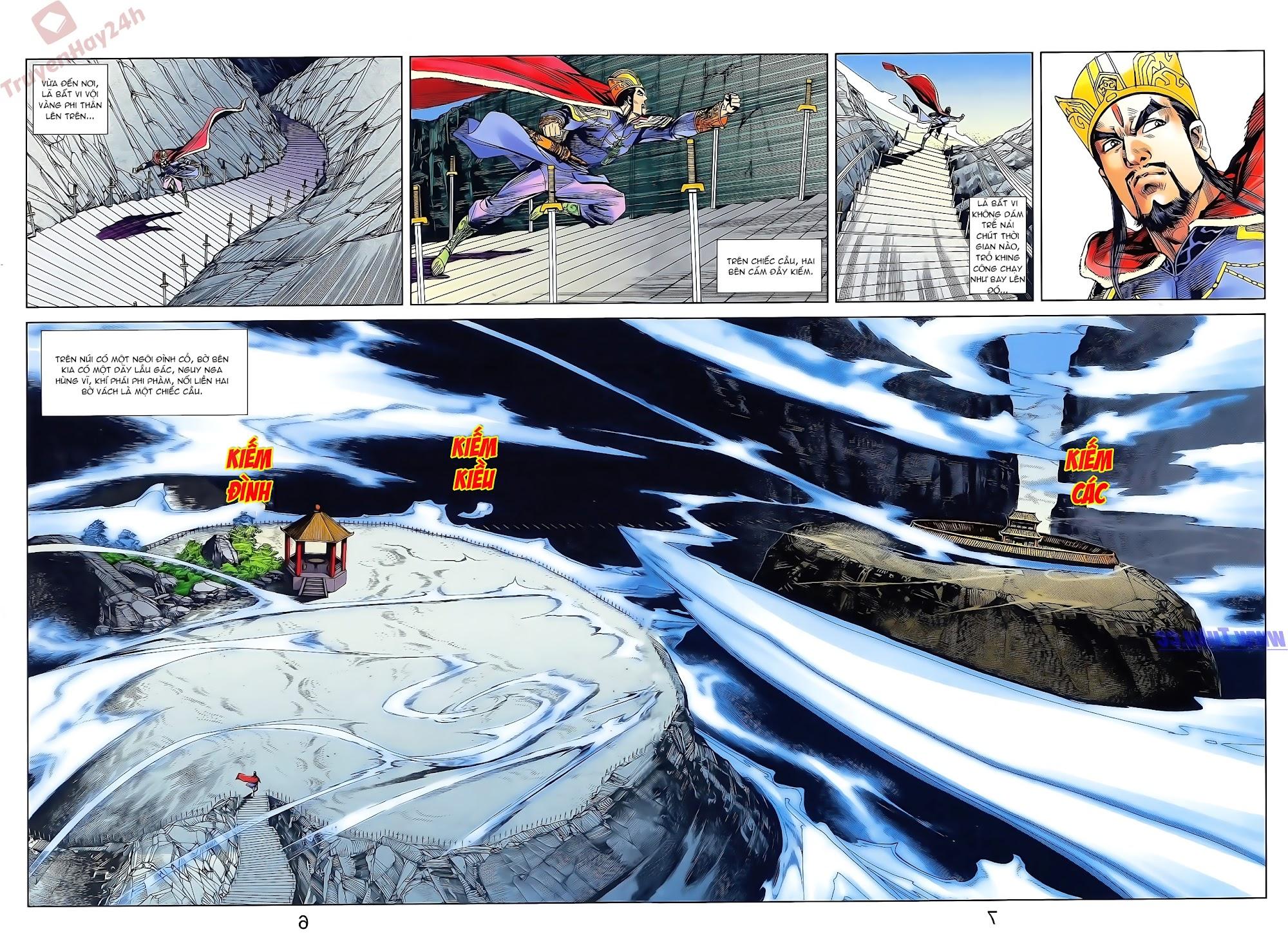 Tần Vương Doanh Chính chapter 47 trang 20