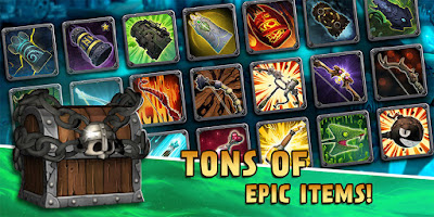 Download Game Skull Towers – Castle Defense Apk + Mod (Infinite Coin) Offline di gilaandroid.com
