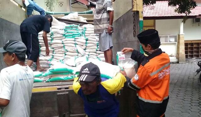 Baznas Lumajang akan menyalurkan bantuan beras