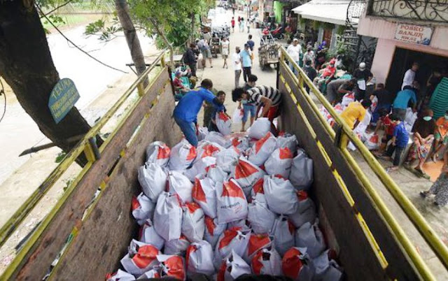 Begini Mekanisme Bansos PSBB DKI Jakarta, Dari Pendataan Hingga Distribusi Bantuan
