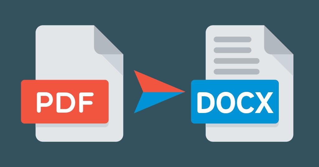 أفضل طريقة لتحويل ملفات البي دي أف Pdf إلى Word حتى لو كانت باللغة العربية وبدون أخطاء حصريا