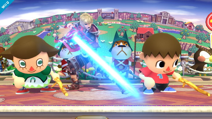 Shulk é oficialmente confirmado em Super Smash Bros. (Wii ...
