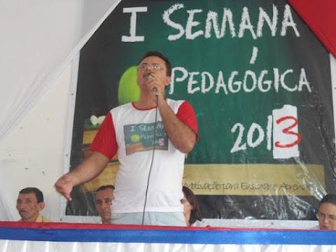 Secretário de Educação de Poção de Pedras está internado no Hospital São Domingos