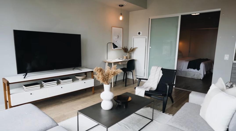 25 Interior Design Photos vs. 303-1239 Dundas St W, Toronto, ON Condo Tour