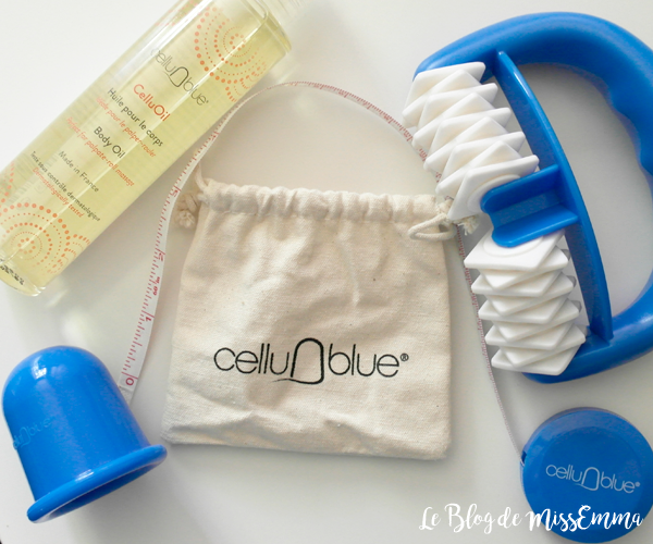 Cellublue - Méthode Anti-Cellulite ©Le Blog de MissEmma