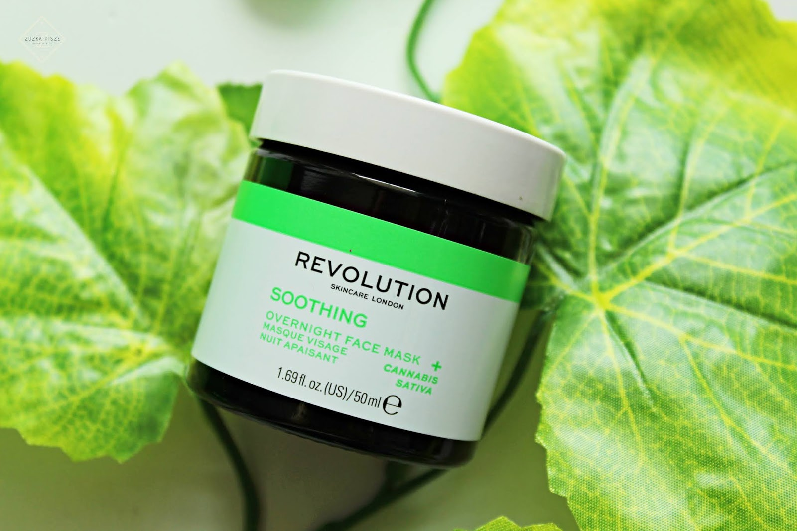 REVOLUTION SKINCARE - MOOD / ANGRY Overnight Face Mask