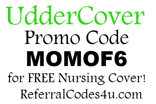 UdderCover.com Promo Code 2016, UdderCover Coupon FREE: April, May, June, July, August
