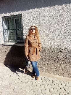 """"""" MY NEW COAT""""  UN IMPRESCINDIBLE PARA ESTE OTOÑO/INVIERNO"""