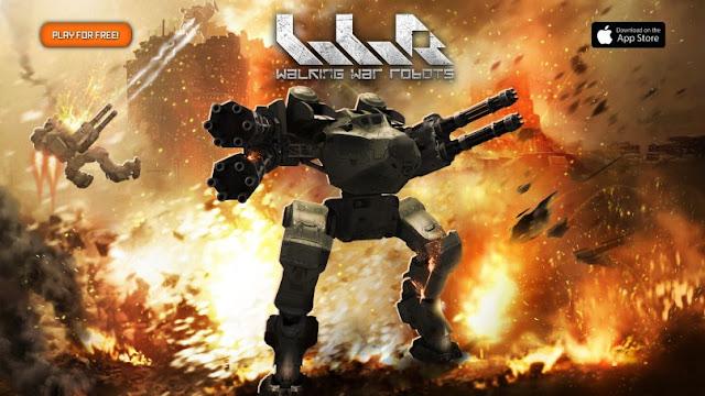 Walking%2BWar%2BRobots War Robots v2.7.0 APK + DATA Apps