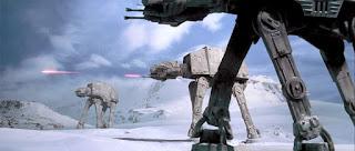 Iceland in Star Wars Episode 5