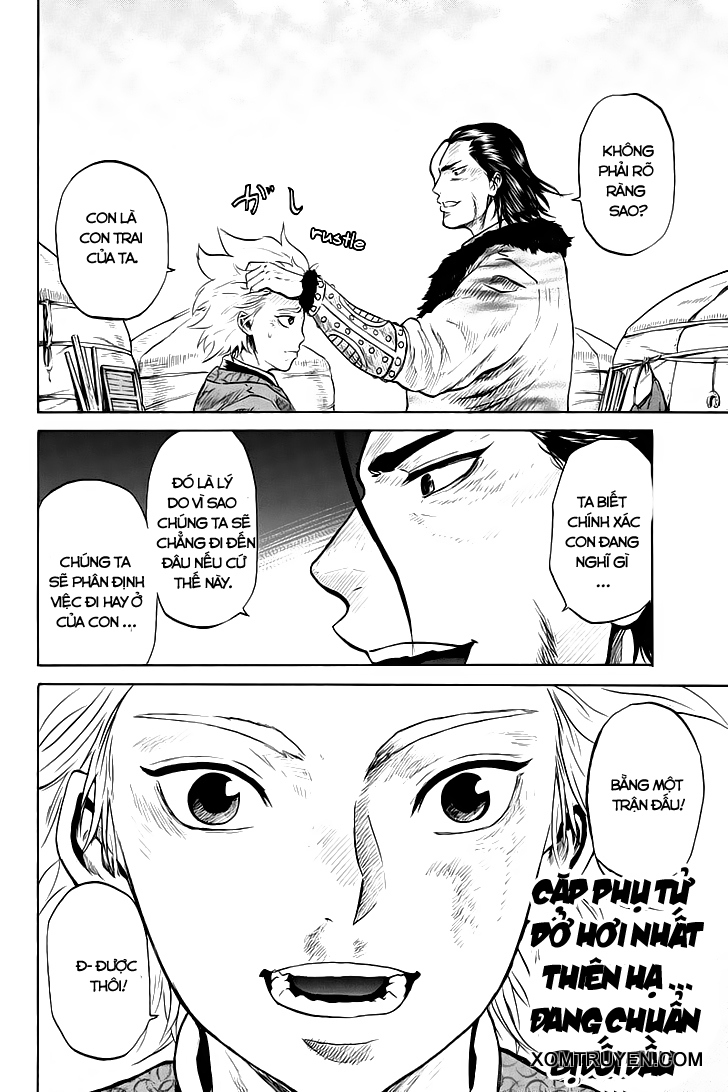 Horizon (okada takuya) chap 26 trang 10