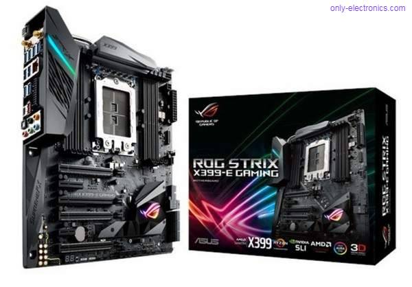 ASUS Rog Strix X399-E Gaming for 387 $