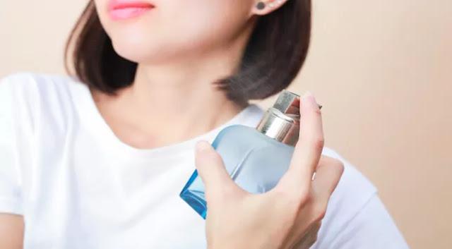tips seputar deodoran dan parfum