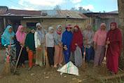 PKK Desa Mattirowalie Gelar Bakti Sosial