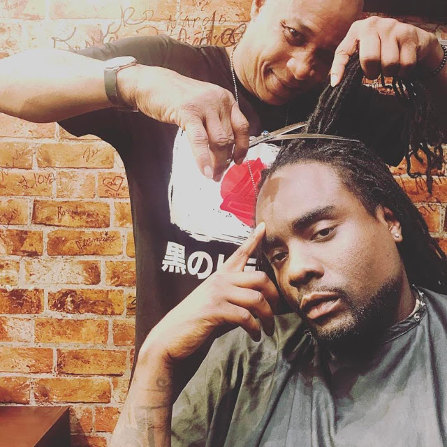 Rapper-Wale-cuts-off-his-signature-dreads
