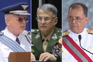 Após demissão do ministro da Defesa, comandantes das Forças Armadas do Brasil renunciam aos cargos