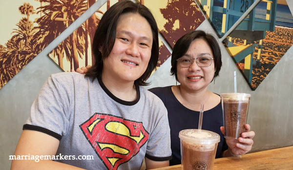 CBTL Bacolod - Mondays Made Better - Bacolod blogger - coffee date - reusable tumbler- coffee lovers - double chocolate ice blended - Bacolod restaurants - Bacolod cafe