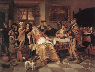 Image result for renaissance painting alcohol