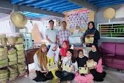Mahasiswa STMIK Handayani Kunjungi Atap Konjo, Ini Harapan Mirfan