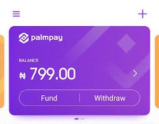 3 Ways of Earning Money On Palmpay Application