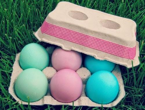 Presentación Huevos de Pascua