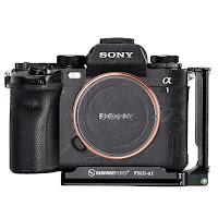 New Sunwayfoto PSLO-a1 Custom L Bracket for SONY α1 Camera with QD Socket