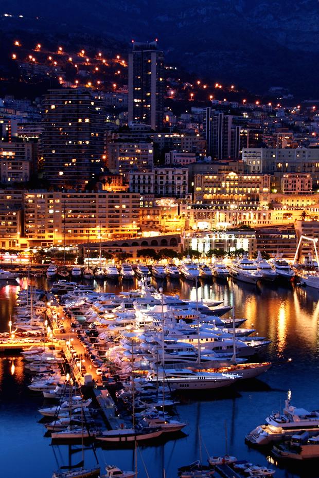 Modern Portfolio Theory - French Riviera, Monaco