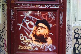 Sunday Street Art : Bustart - rue Dénoyez - Paris 20