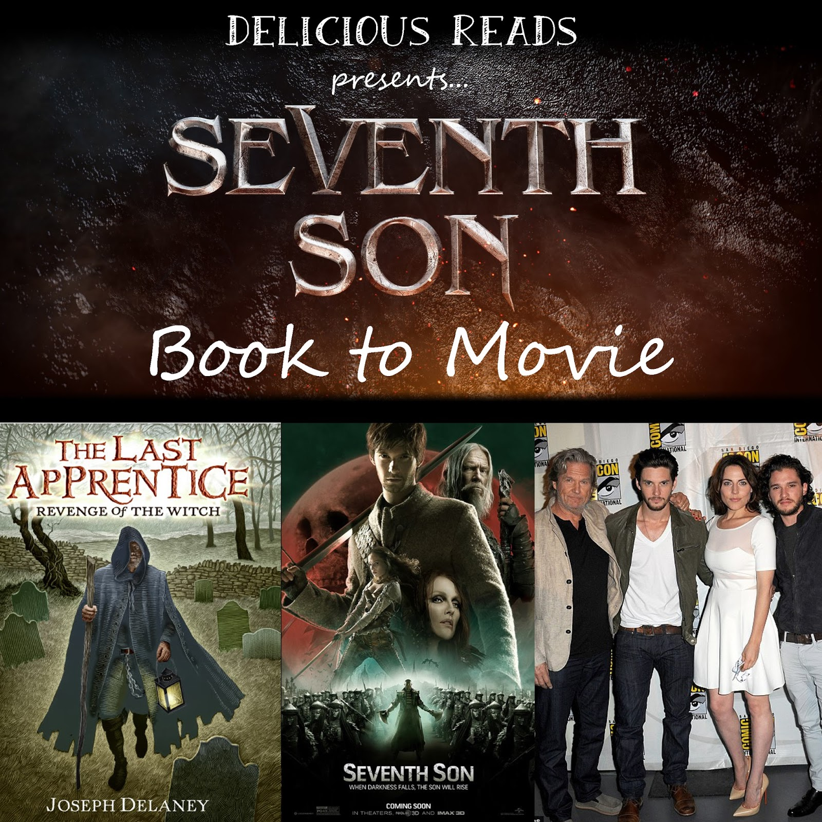 Seventh Son Summary & Study Guide
