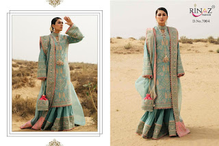 Rinaz Fashion Block Buster Hit vol 11 Pakistani Suits