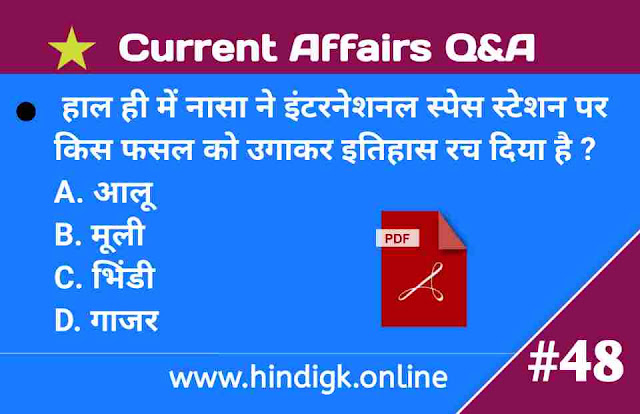 5 December 2020 Current Affairs : Daily Current Affairs in Hindi : Today Current Affairs 2020